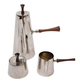 Mid-Century Italian Tea Set For Sale