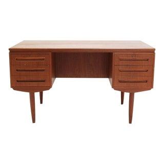 Danish Mid Century Rosewood Desk by Kai Kristiansen