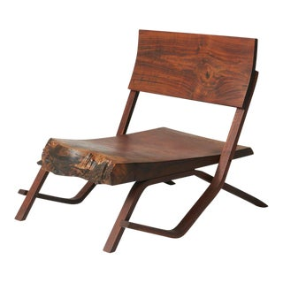 Josh Duthie Unique Low Chair For Sale