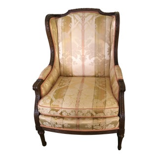 Vintage Drexel Heritage Accent Chair For Sale