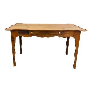 Antique Handmade Writing Desk For Sale