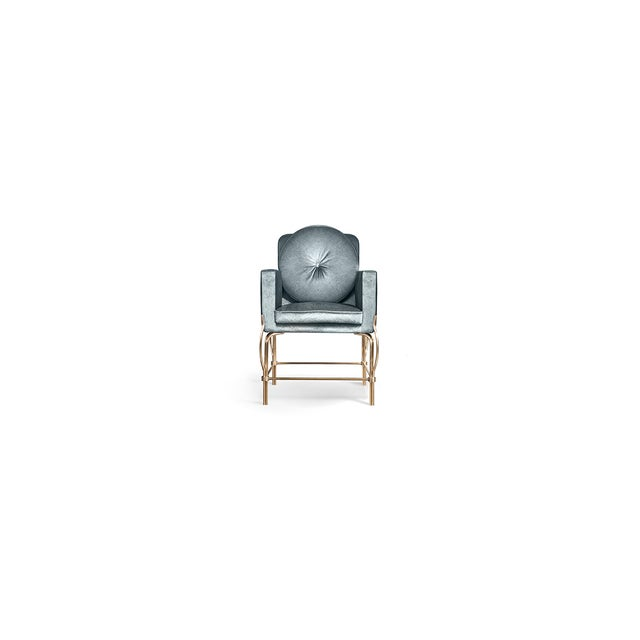 Hemma Chair From Covet Paris For Sale - Image 6 of 8