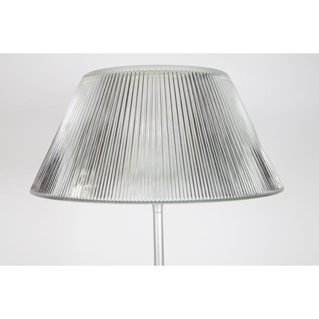 Modern Romeo Moon Floor Lamp by Philippe Starck for Flos For Sale - Image 3 of 6