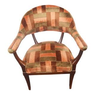 Mid-Century Modern Cal-Style Arm Chair For Sale