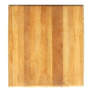 Rustic Cheese / Bread Board For Sale