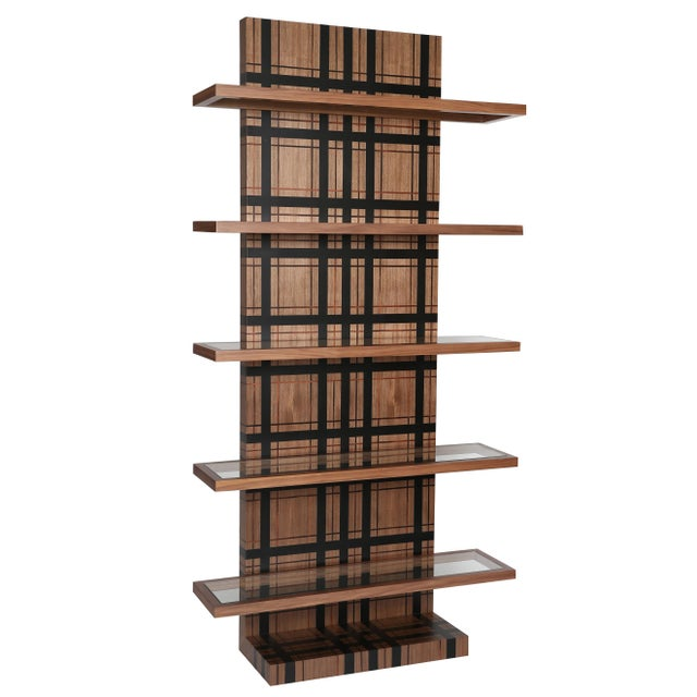 Modern Orian Bookcase For Sale - Image 6 of 6
