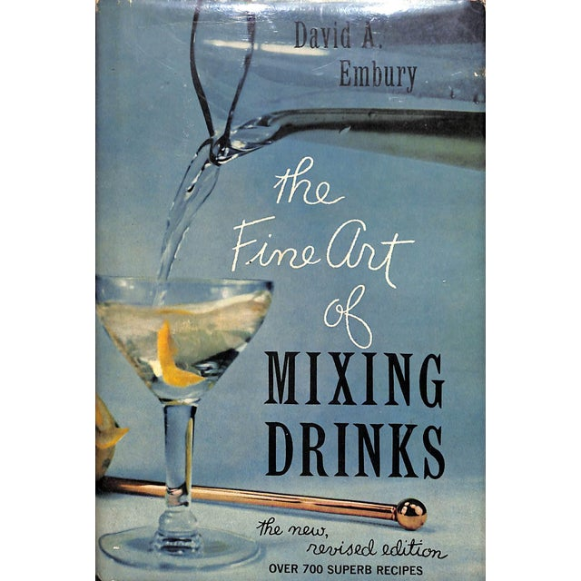"""""""The Fine Art of Mixing Drinks"""" Book For Sale - Image 5 of 5"""