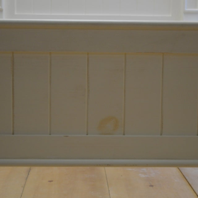 Farmhouse Style Beadboard Bed - Image 5 of 5