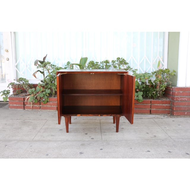 Rosewood Small Cabinet - Image 2 of 11
