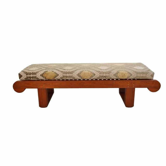 Late 20th Century Kipp Stewart Bench For Sale - Image 10 of 10