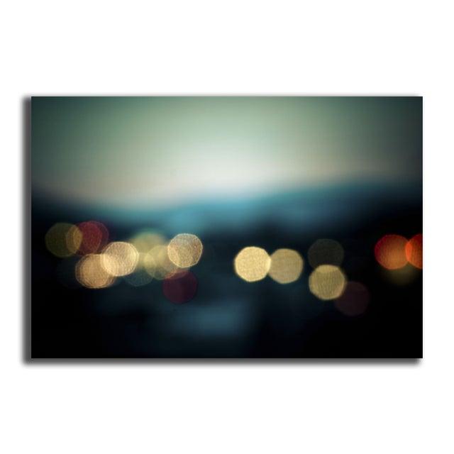 """Nic Brown """"Bokeh Horizon"""" Floating Print - Image 2 of 2"""