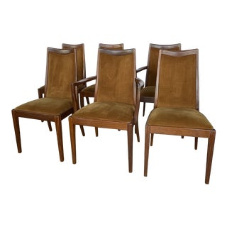 1960s G-Plan Rosewood Dining Chairs- Set of 6 For Sale