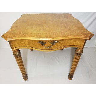 1970s Louis XVI Henredon Side Table Preview