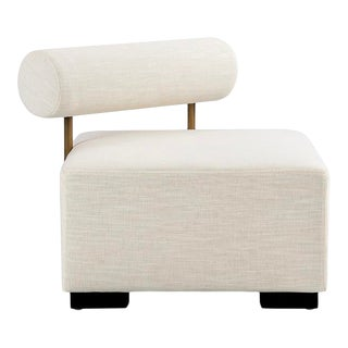 Vesta Amata Lounge Chair in Natural For Sale