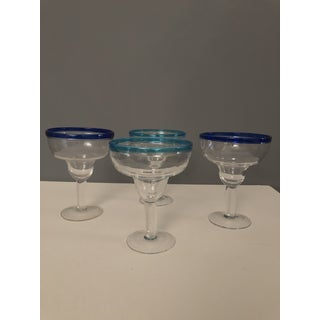Mid Century Cocktail Glasses- Set of 4 Preview