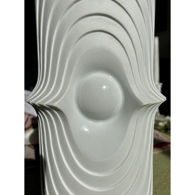 Mid-Century Modern 1960s Mid Century Atomic German Vase For Sale - Image 3 of 9
