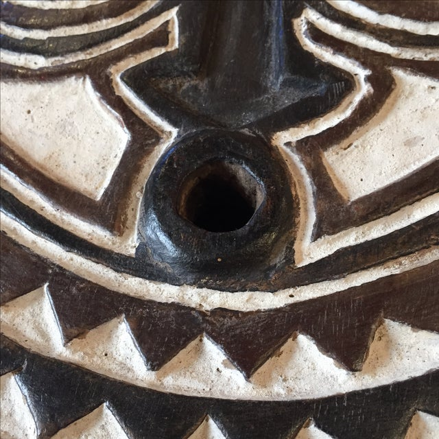 African Tribal Mask - Image 4 of 8