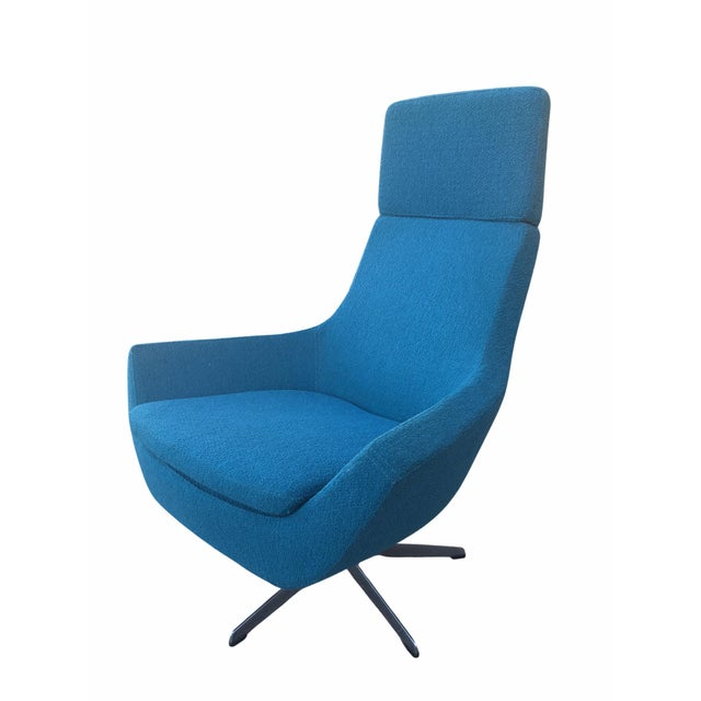 "Modern ""Happy"" Chair by Roger Persson for Mobelfakta For Sale In San Francisco - Image 6 of 6"