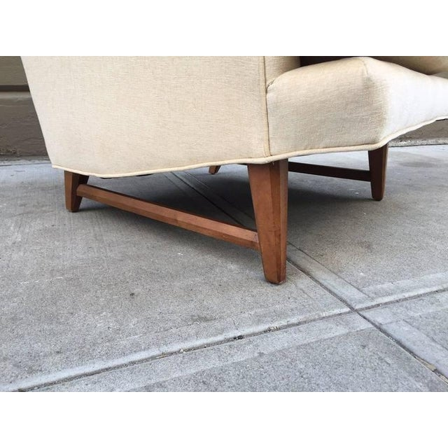 1950s Lounge Chair by Edward Wormley for Dunbar For Sale - Image 5 of 5