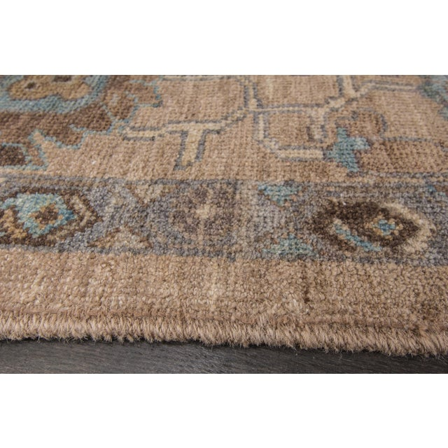 """Wool Sultanabad Rug - 6'9"""" x 9'10"""" - Image 7 of 7"""
