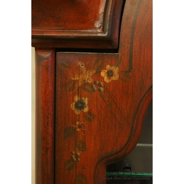 20th Century Traditional Hooker Furniture Secretary Desk For Sale - Image 10 of 13