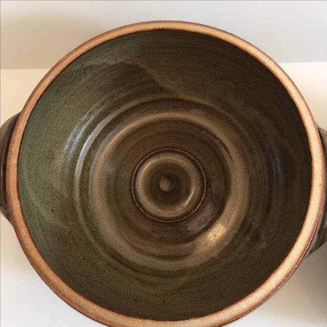 Decorative Ceramic Casserole - Image 4 of 6