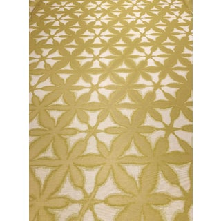 Sunbury Textiles Radial - Blossom Retro Green Multipurpose Fabric - 28 Yards For Sale