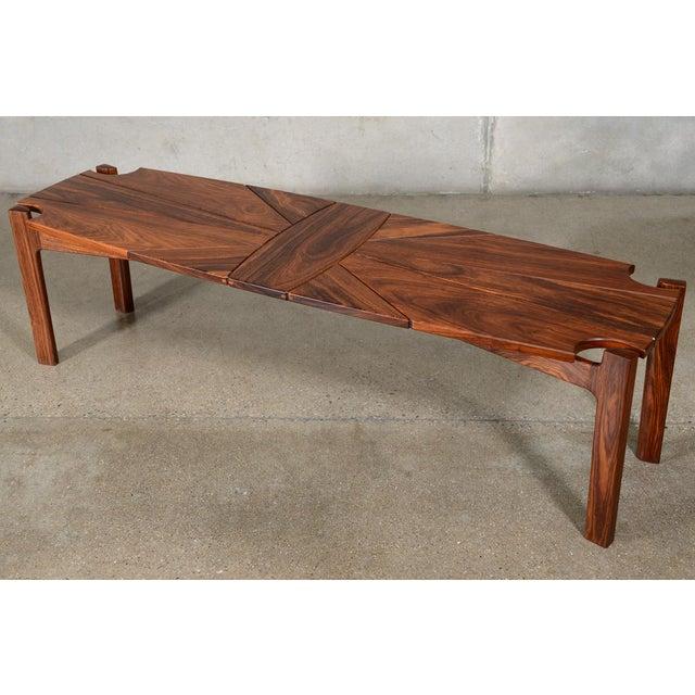 Bud Tullis Studio Craft Coffee Table - Image 2 of 8