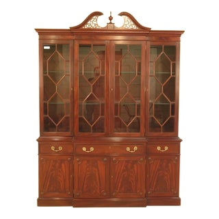Kittinger Richmond Hill Collection Mahogany Cabinet