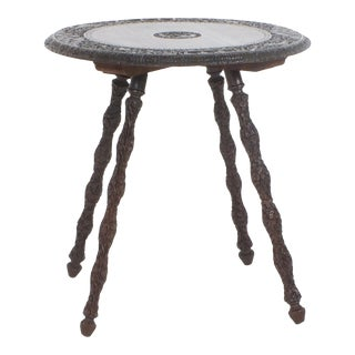 Rosewood Anglo Indian Table For Sale