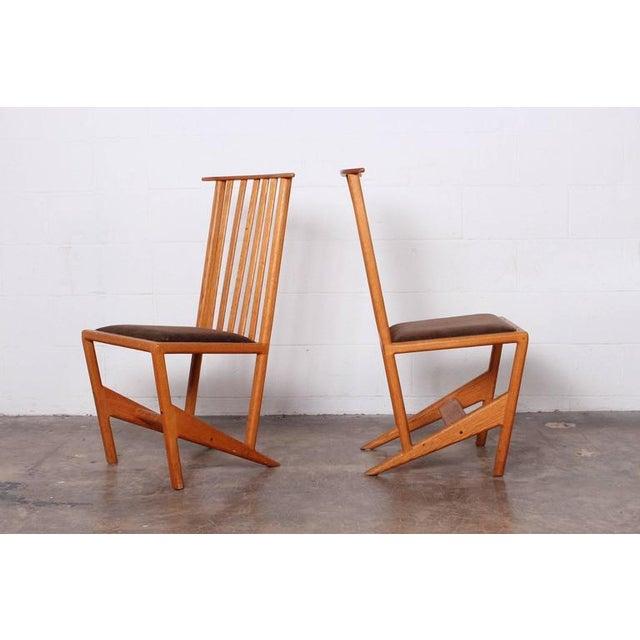 Studio Craft Dining Chairs by Derek Hennigar - Image 2 of 10