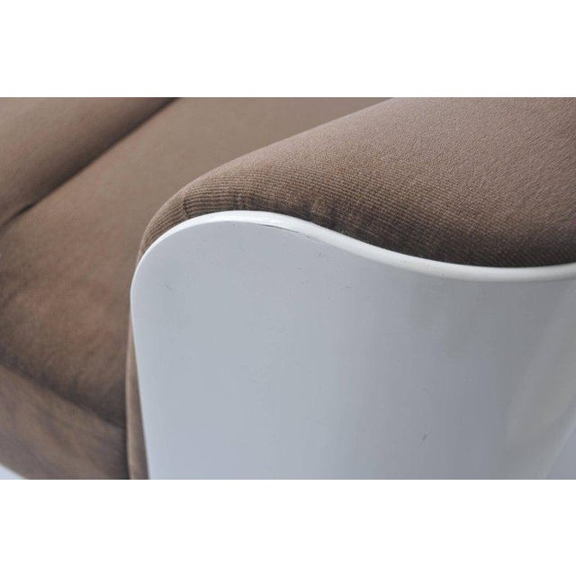 """Peter Maly Pair of """"Trinom"""" Lounge Chairs by Peter Maly For Sale - Image 4 of 8"""