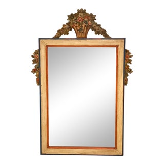 French Country Style Mirror by LaBarge For Sale