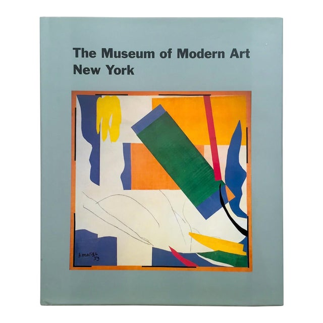 """ Museum of Modern Art New York "" Vintage 1997 Iconic Extra Large Landmark Volume Modern Art Book For Sale"