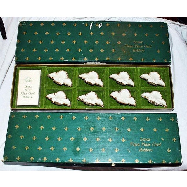Lenox Tiara Place Card Holders - Set of 24 - Image 4 of 7