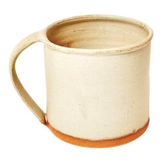 Handmade Coffee Mug from New York Stoneware For Sale