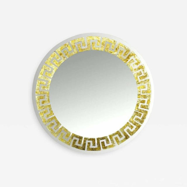 David Marshall Holywood Regency Mirror by David Marshall For Sale - Image 4 of 4