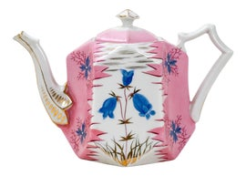 Image of Pink Coffee and Tea Service