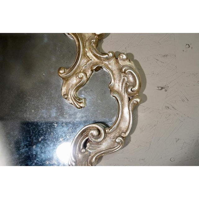 Hand Carved Gilt Mirror - Image 5 of 6