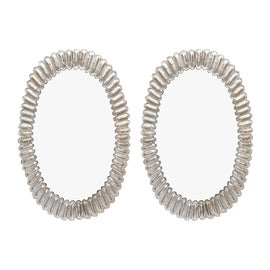 Image of Silver Wall Mirrors