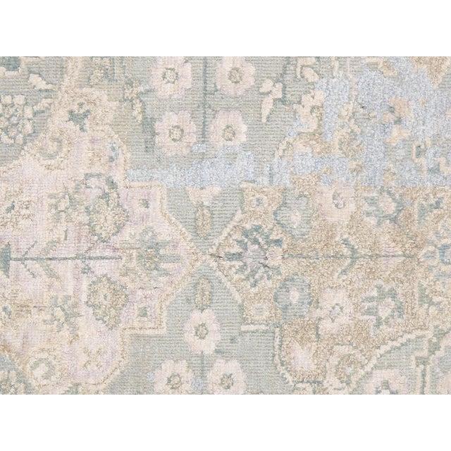 "Pasargad Transitiona Silk Wool Rug - 7'11"" x 9'11"" - Image 2 of 4"