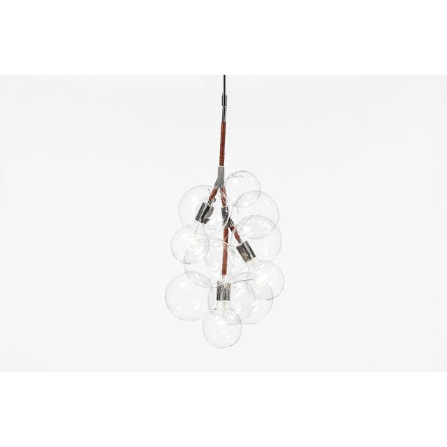 Not Yet Made - Made To Order Pelle Pendant Bubble Chandelier For Sale - Image 5 of 5