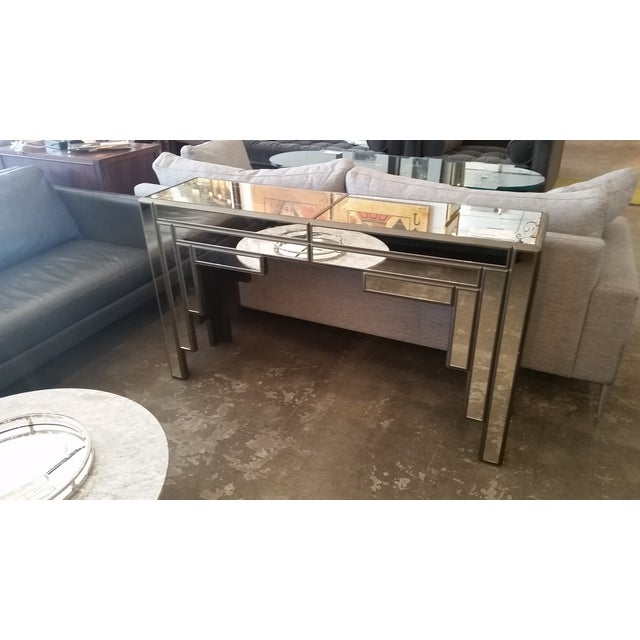 C1970s Mirrored Console - Image 2 of 7