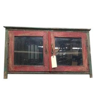 Vintage Indian Cabinet For Sale