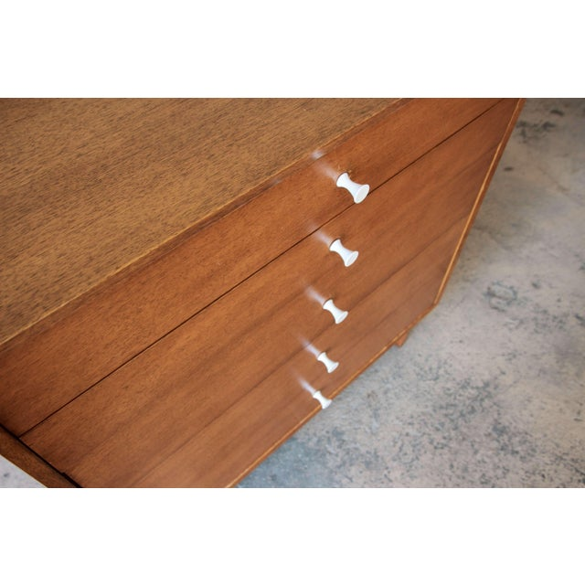Mid 20th Century George Nelson for Herman Miller Thin Edge Dresser, Model 4620 For Sale - Image 5 of 11