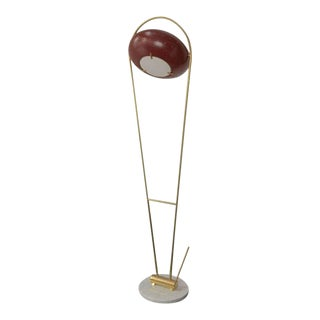 Italian Floor Lamp in the Style of Arredoluce For Sale