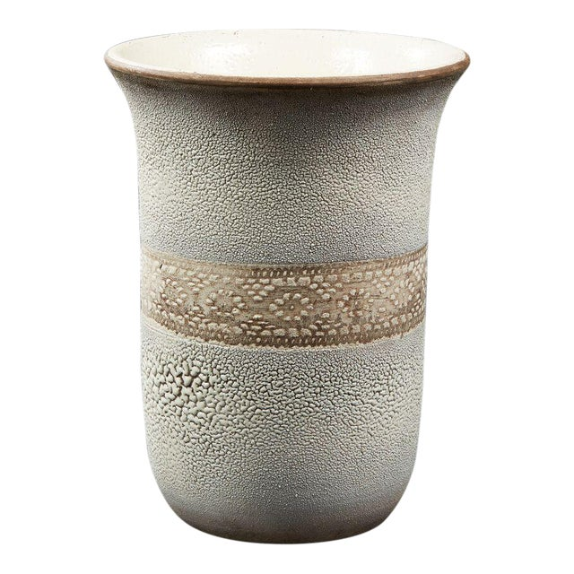 Vase - Jean Besnard - (1889 - 1958), Signed and Dated 1932. For Sale