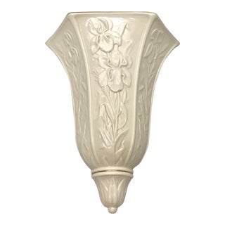 Lenox Masterpiece Wall Vase For Sale