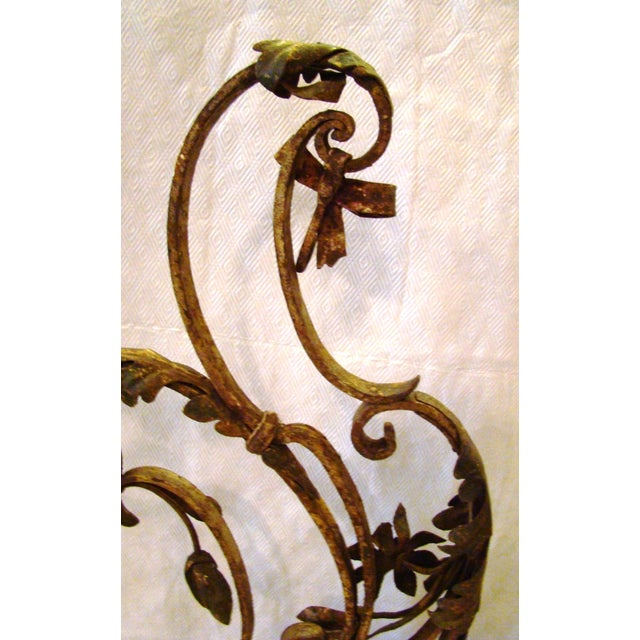 19th-C. Upholstery Door Brackets - A Pair - Image 7 of 10