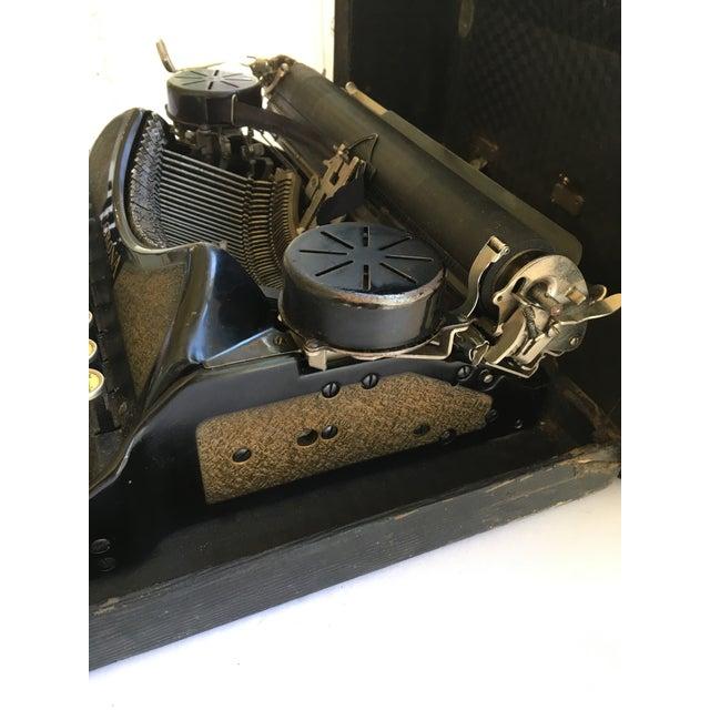 Corona 4 Portable Typewriter With Case - Image 6 of 7